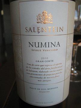 Salentein's great red blend