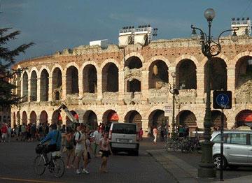 Arena in Piazza Bra, Verona