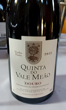 Quinta do Vale Meão 2012