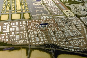 Dubai Logistics City; 21.5km of non-place