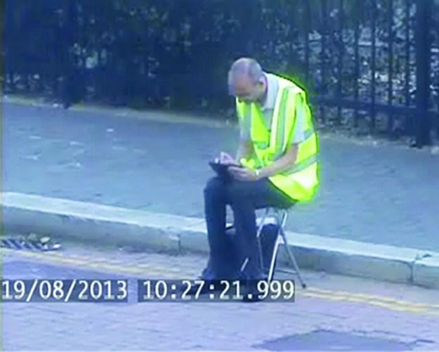 CCTV Camera 2: W NW cnr PTZ