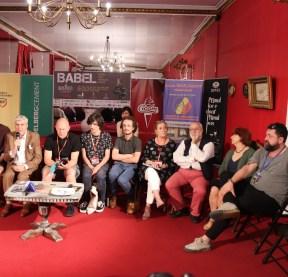 Conferinta de presa a reuniunii NAPP la Târgoviște