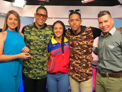 Melani Ramirez y Energy Family