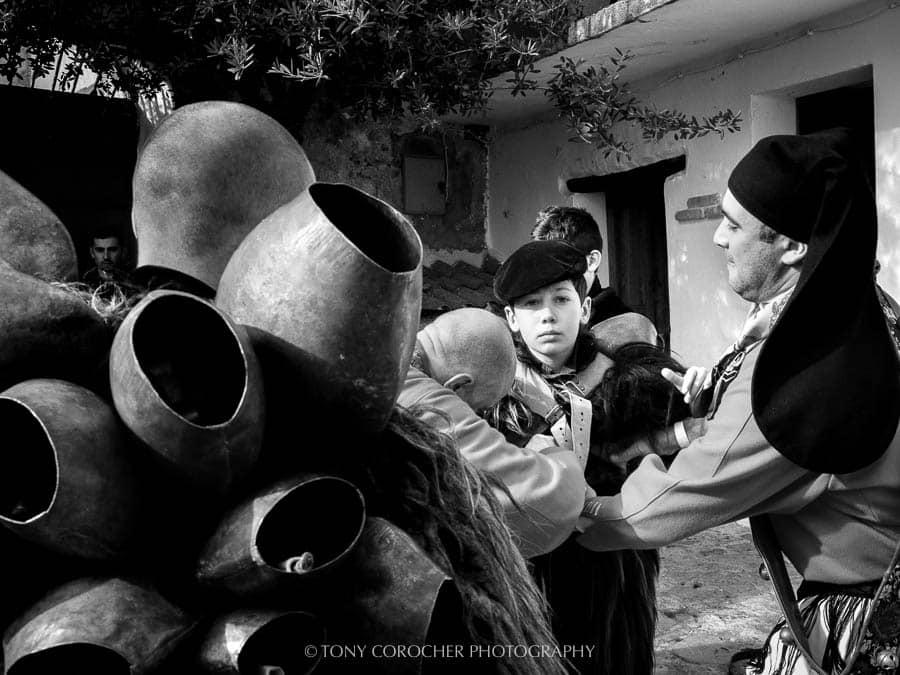 Mamuthones: An Ancient Sardinian Carnival