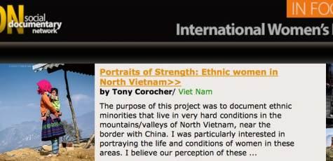 SDN Presents 10 Exhibits Honoring Women on International Women's Day