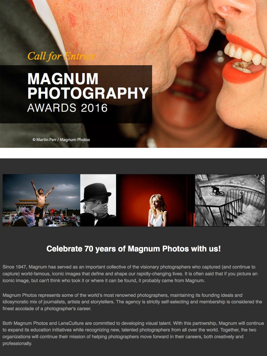 LensCulture Magnum