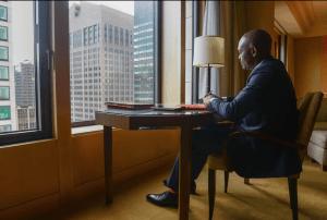 Tony Elumelu Studying