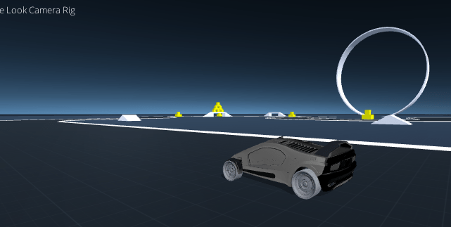 Image showing Unity3D game