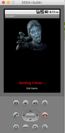 Image of Weeping Angel App