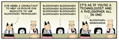 Blockchain10 - What Solutions are Best Built with Blockchain or NOT