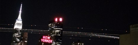 Night Lights ESB with Air Traffic