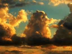 Sunset Clouds from 6-26-14