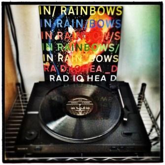 Radiohead, In Rainbows, Vinyl, Album