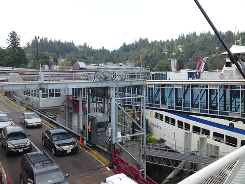 Horseshoe Bay Terminal