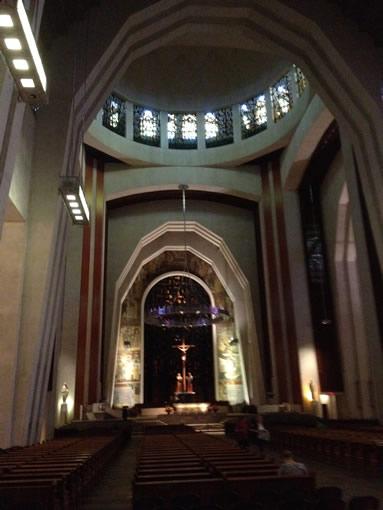 Saint Joseph Oratory's Interior