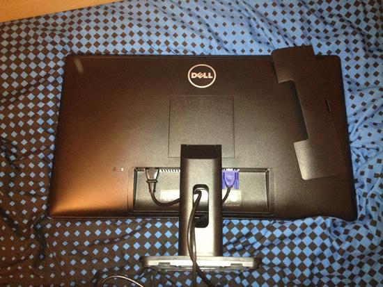 Dell E2414Hr Back