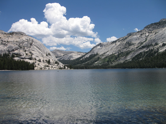Yosemite National Park Tenaya Lake