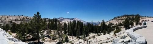 Yosemite National Park Olmsted Panorama