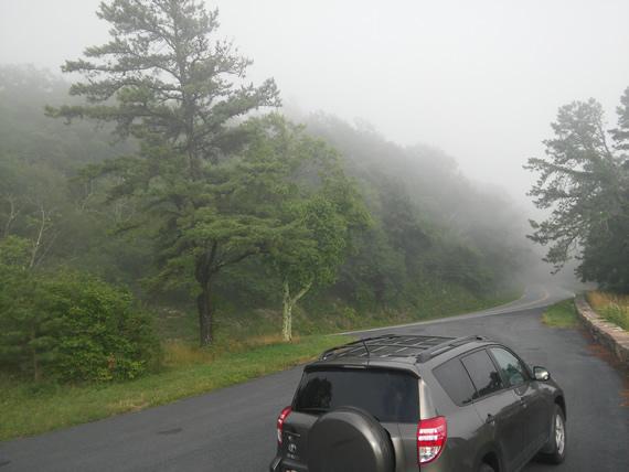 Shenandoah National Park Skyline Drive (2)