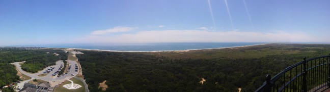 Cape Hatteras Lighthouse view