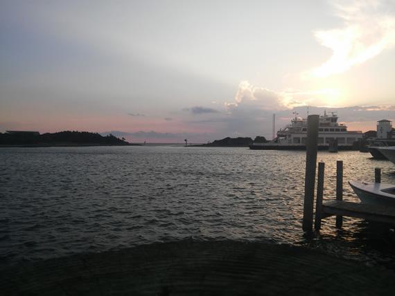 Ocracoke Silver Lake Bay