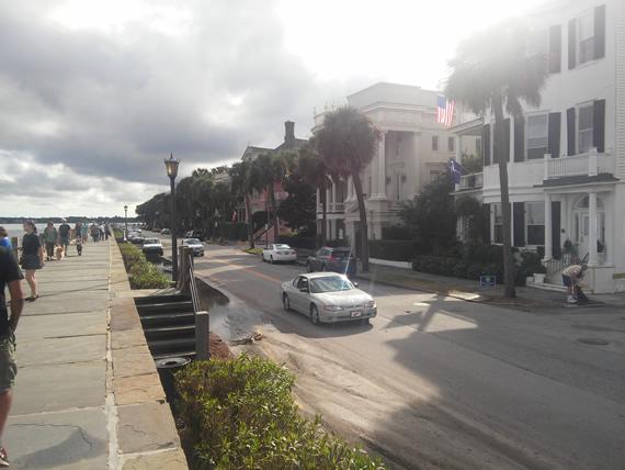East Battery St