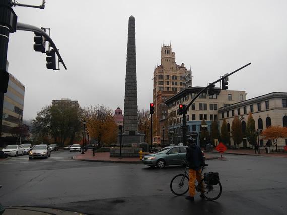 Asheville Vance Memorial