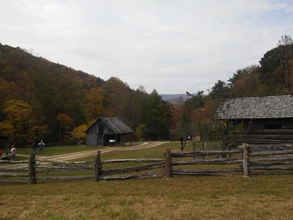 Stone Mountain homestead