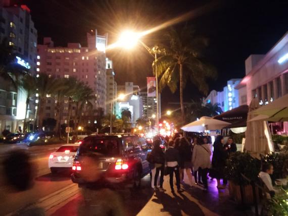 Miami Beach Collins Ave
