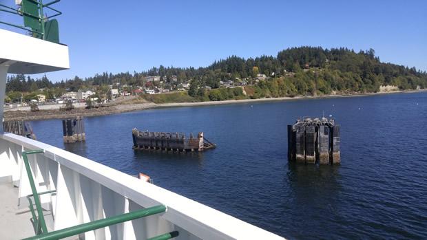 Kingston Edmond Ferry