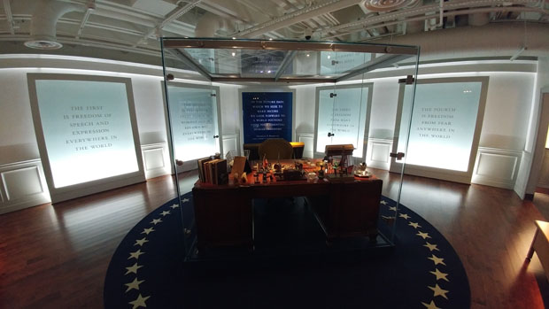 FDR Presidential Library and Museum