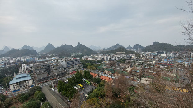 Guilin Solitary Beauty Peak