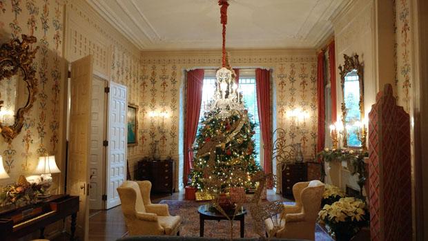 NC Executive Mansion open house