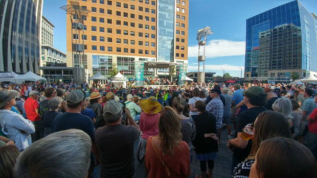 Wide Open Bluegrass Festival