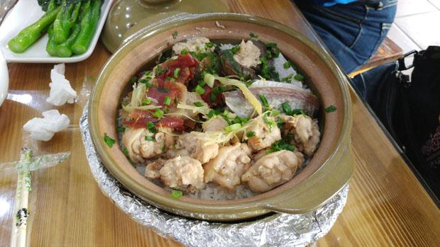 Zhongshan claypot rice
