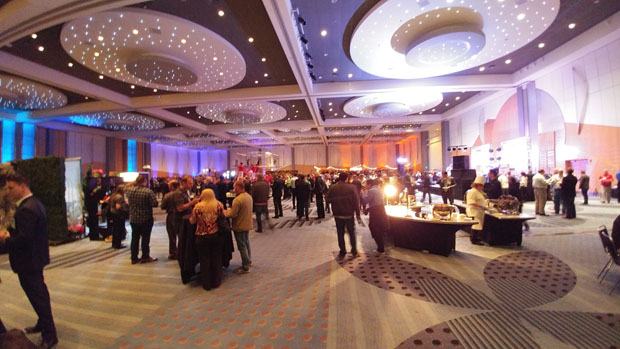 IEEE T&D Expo opening reception