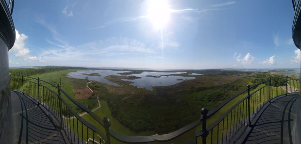 Bodie Island Lighthouse pano