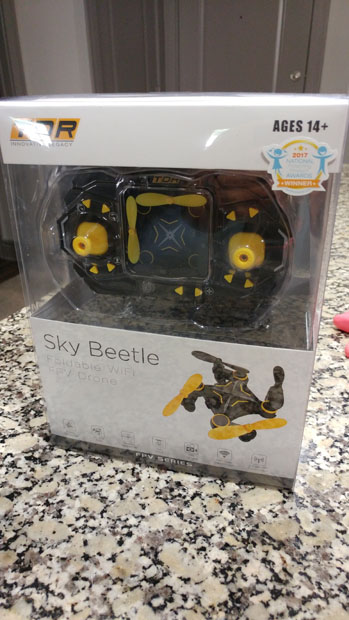tenergy sky beetle box