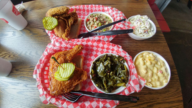 Hattie B's Hot Chicken West Nashville