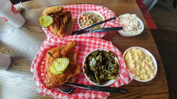 Hattie B's Hot Chicken West Nashville