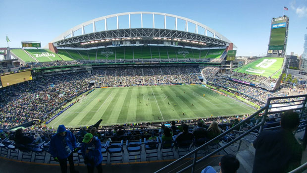 Seattle Sounders vs LAFC