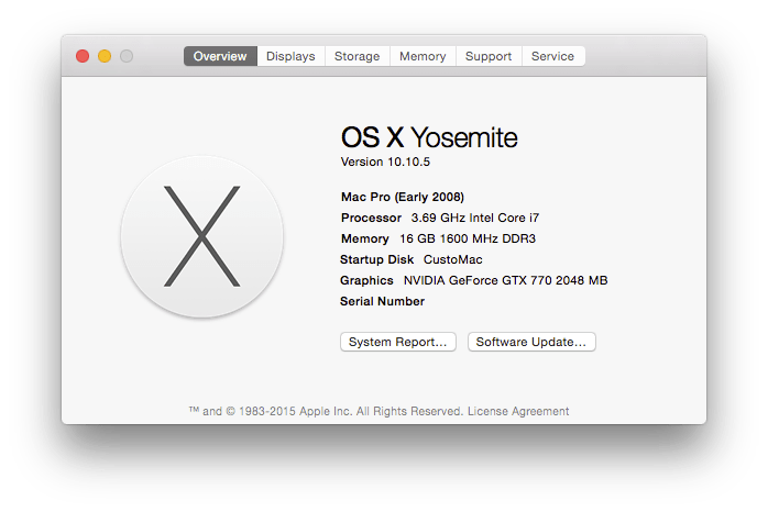 On security, customization, hardware, reliability, and price, linux blows apple's contender out of the water. Os X 10 10 5 Update Tonymacx86 Com