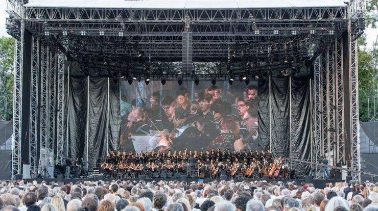 Stage Andrea Bocelli