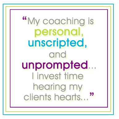 Dr. Tony Robinson - Private Coaching
