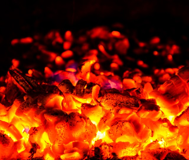 The History Of Firewalking