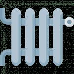 repositioning radiators