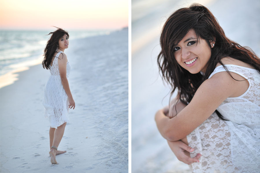 Beach Portraits Collection XIII Gulf Shores