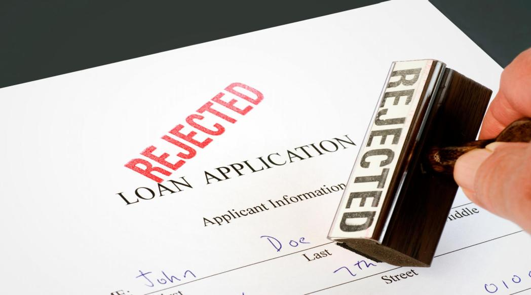 33% of mortgage applicants are declined under new policy