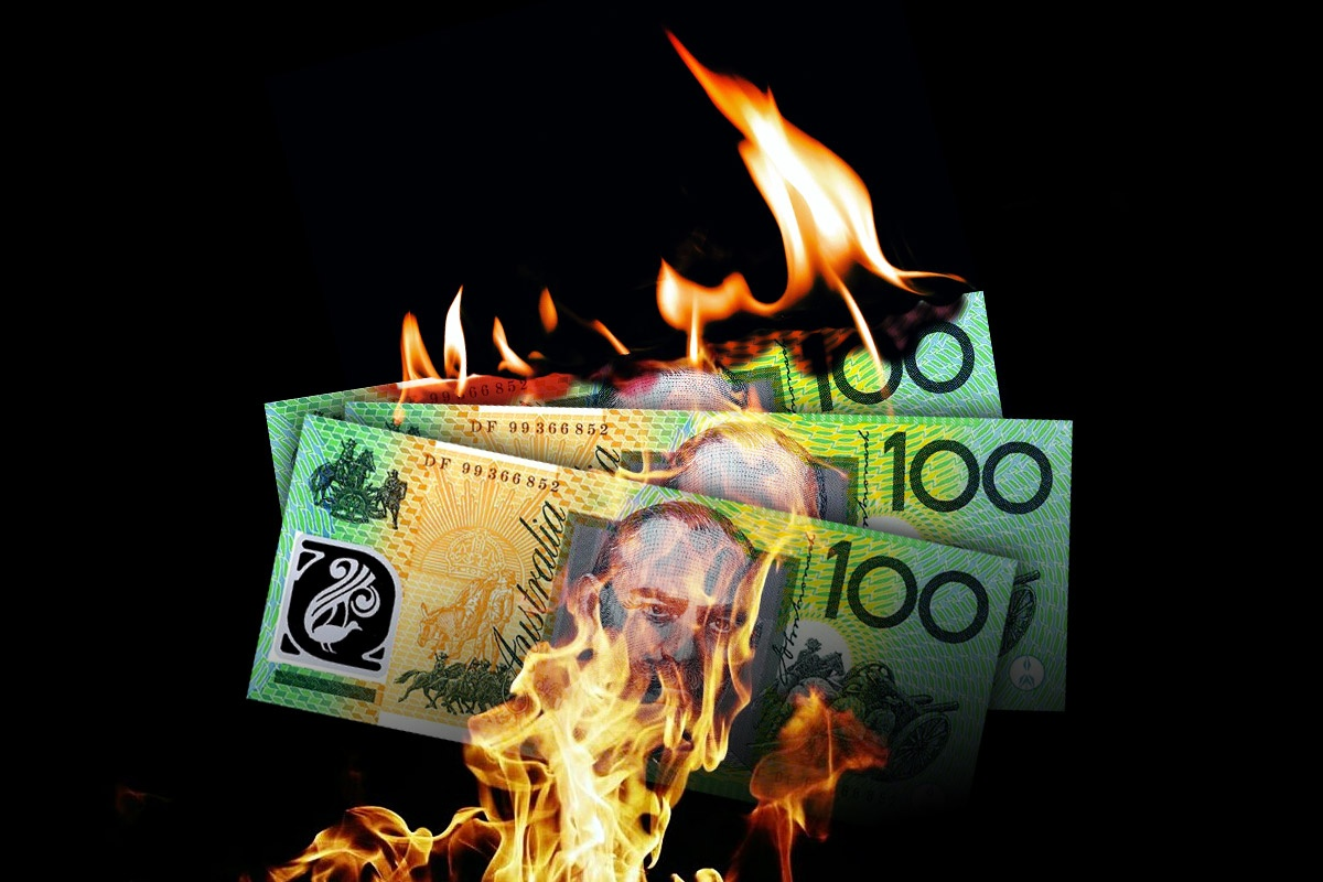 Are you Burning Money each month?