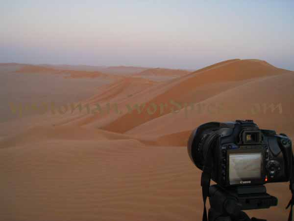 Rub Al Khali Empty Quarter